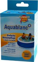 Traitement piscine sans filtration Aquablanc