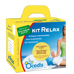 KIT RELAX DESINFECTION  30 m3
