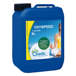OXYGENE ACTIF OXYSPEED liquidepPack 2x 5L