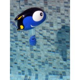 Thermomètre poisson