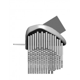 Balai résistant multi-usage - 45 cm