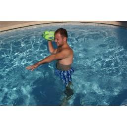 Ballon de football Américain néopréne  fluo
