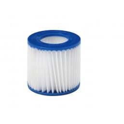 Cartouche de filtration pour piscine Jilong Type 3 - L 106mm x H203mm 2 pièces
