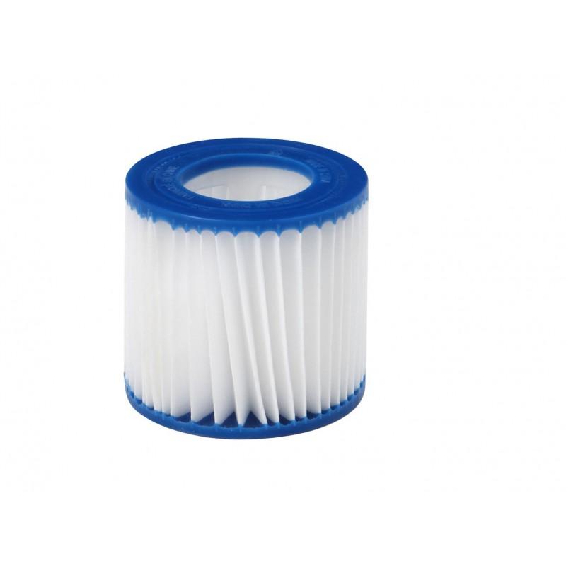 Cartouche de filtration pour piscine Jilong Type 2 - L 106mm x H136mm 2 pièces
