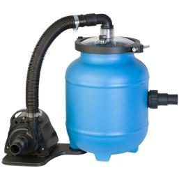 Filtre à sable avec pompe d\'un débit de 4m3/h type Aqualon