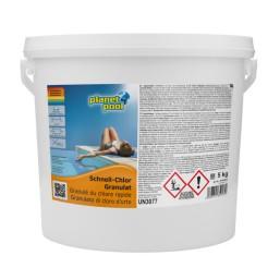 Granulé du chlore rapide 5 kg